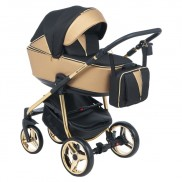 ADAMEX Бебешка количка Sierra Special Edition 3 в 1