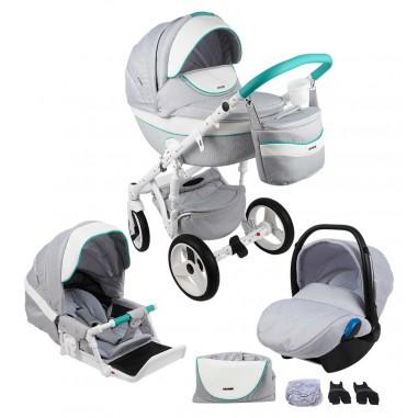 Бебешки колички 3 в 1