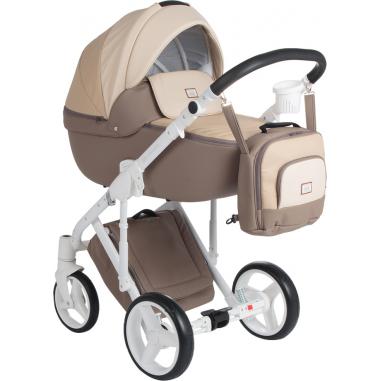 ADAMEX Бебешка количка Luciano Deluxe 2 в 1
